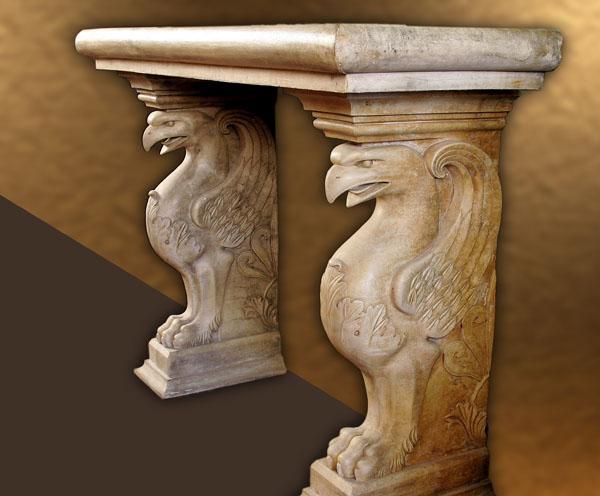 Ancient Excavation Classic Sculpture Custom Museum Reproductions Stone Sculptures Cast